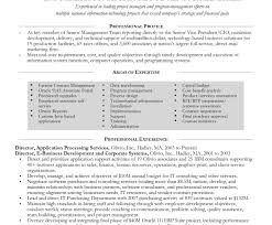 resume exles information technology manager requirements sle senior executive resume template cover letter payroll