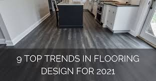 what color flooring looks with cabinets 9 top trends in flooring design for 2021 sebring design build