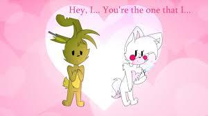 I Have A Crush On You Meme - i like you i love you meme youtube