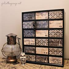 diy upcycled home decor serenity now supply organizer a diy upcycle makeover
