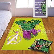 hulk rug ebay