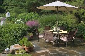 Patio Landscape Design Effective Patio Landscaping Ideas Carehomedecor
