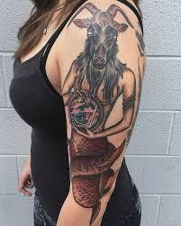 capricorn tattoos design idea for men and women tattoos art ideas
