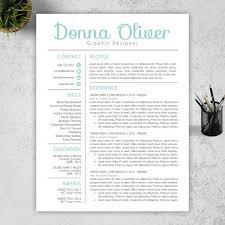 Creative Design Resume Templates Best 25 Modelo Cv Ideas On Pinterest Modelo De Un Curriculum