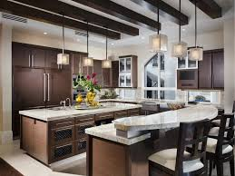 Kitchen With Breakfast Bar Designs Kitchen Furniture Two Tier Kitchen Islands With Seating Island