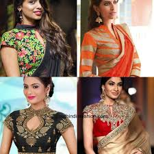 saree blouses 7 must modern saree blouse designs south india fashion