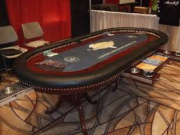 Octagon Poker Table Plans The 10 Most Amazing Poker Tables Profiting At Poker
