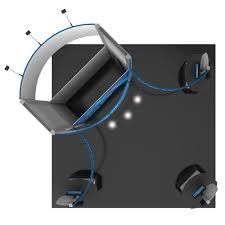Burrell Overhead Doors by Hybrid Pro Display 17 Rental