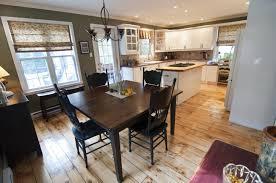 cuisine salle a manger ouverte salon ouvert sur salle a manger maison design bahbe com
