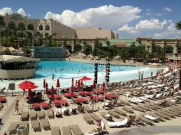 mandalay bay pool map hotel review mandalay bay resort and casino las vegas travel