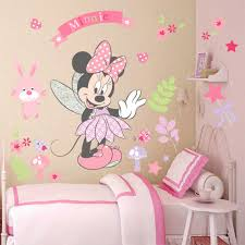 wall decal mickey mouse wall decals removable thousands lovely minnie mouse wall stickers vinyl decals girls nursery decor