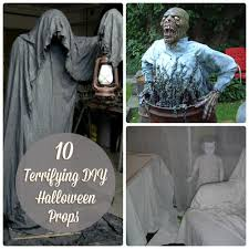 Scary Halloween Decorations Homemade by Best 25 Diy Halloween Decorations For Your Room Ideas On