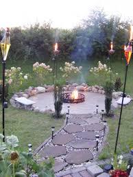 backyard fire pit ideas diy backyard and yard design for village