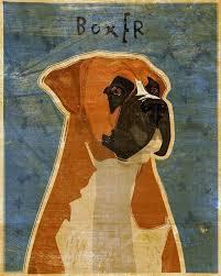 boxer dog art 249 best boxer art images on pinterest boxers dog art and boxer