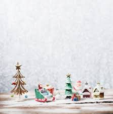 christmas scenery vectors photos psd files free download