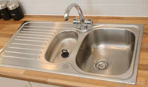 Types Of Kitchen Sink Stainless Steel Chrome Popular Faucet Choices Since They Can Kaf