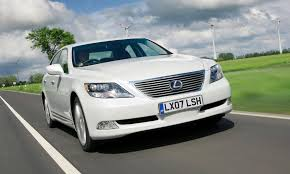 lexus ls 460 review 2007 lexus ls saloon review 2007 2017 parkers