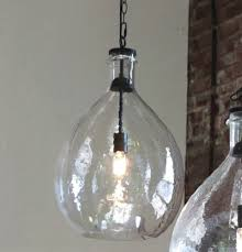 Oversized Pendant Light Oversized Glass Pendant Light Antique Farmhouse