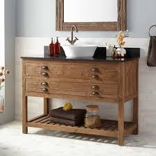 Pine Bathroom Vanity Cabinets by 48
