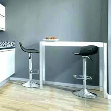 table bar de cuisine table console cuisine alinea table haute console cuisine