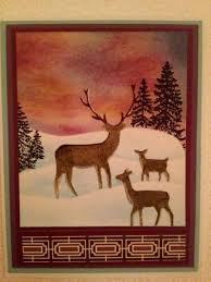 328 best deer cards images on cards paper