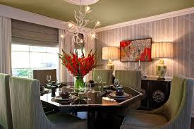 dining room table decorating ideas sensational silk floral centerpieces dining table decorating ideas