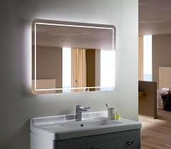 vanity led light mirror mirror with built in lights lanabates com