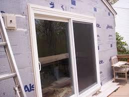 andersen gliding patio door backyards installing pella patio doors architect series new