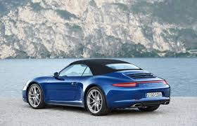 honda previews new convertible sports car review 2013 porsche carrera 4s cabriolet driving
