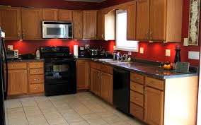 kitchen red kitchen cabinets enchanting used kitchen cabinets