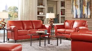 Burgundy Living Room Set by Leather Living Room Sets U0026 Furniture Suites