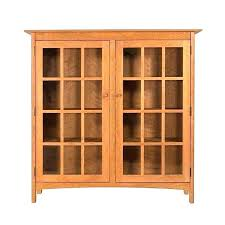 Glass Bookcase With Doors Glass Bookcase Doors Studenty Me