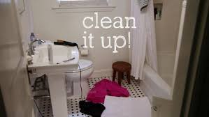 How To Make Your Own Bathroom Cleaner Bathroom Cleaning Secrets From The Pros Hgtv