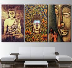 Home Decor Paintings For Sale Compare Prices On Buddha Prints Sale Online Shopping Buy Low