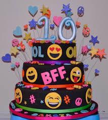 dakota u0027s 10th birthday cake by kel080 cakesdecor