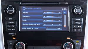 nissan altima youtube 2014 2014 nissan altima control panel and touch screen overview if