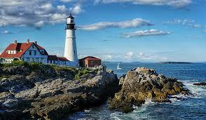 portland head light lighthouse portland head light maine unique landmarks around the world