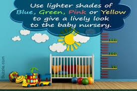 creatively adorable baby nursery decorating ideas
