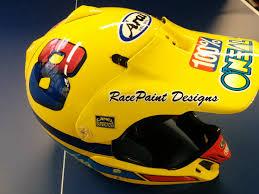 arai helmets motocross vintage arai helmet paint old moto motocross forums