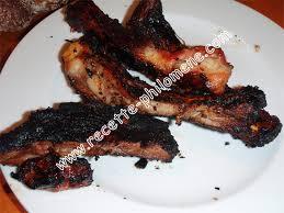 cuisiner travers de porc travers de porc grillés à la sauce de soja et miel plats