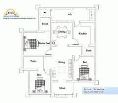small one level house floor plans