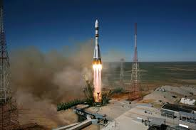 soyuz rocket launches in 2013