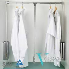 wardrobe accessories pull down clothes hanger buy clothes hanger