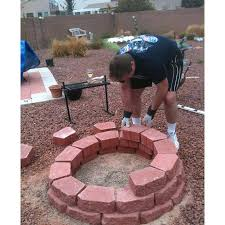 How To Make A Brick Patio by Articles With Cheap Fire Pit Screens Tag Breathtaking Best