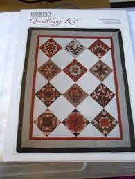 lands end christmas free quilt pattern lands end quilting kit vintage 1987