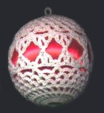 ornament cover patterns archive crochet