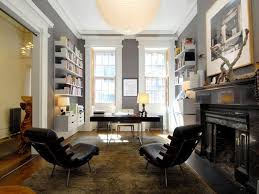 Masculine Home Office by The Phenomenal Home Office Design Ideas