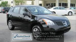 nissan rogue fuel type rogue 2009 nissan rogue s awd great gas mileage sporty youtube