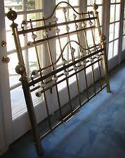 vintage brass bed ebay