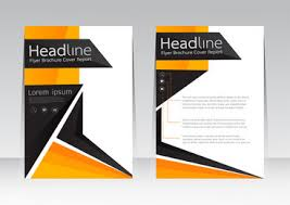 business catalogs brochures single page folding flyers album